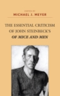 The Essential Criticism of John Steinbeck's of Mice and Men - eBook