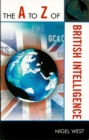 The A to Z of British Intelligence - eBook