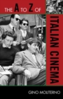 The A to Z of Italian Cinema - eBook