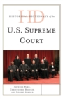 Historical Dictionary of the U.S. Supreme Court - eBook