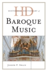 Historical Dictionary of Baroque Music - eBook