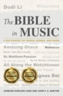 The Bible in Music : A Dictionary of Songs, Works, and More - eBook