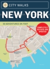 New York - City Walks : 50 Adventures on Foot - Book