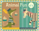 Animal Fun from A to Z Flash Cards : Decorative Flash Cards - Book