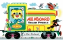 All Aboard Train Puzzle - Book