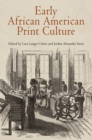 Early African American Print Culture - eBook