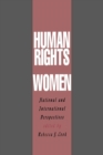 Human Rights of Women : National and International Perspectives - Book