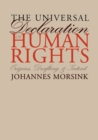 The Universal Declaration of Human Rights : Origins, Drafting, and Intent - Book