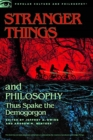 Stranger Things and Philosophy - Book