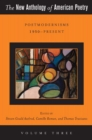 The New Anthology of American Poetry : Postmodernisms 1950-Present - eBook
