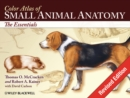 Color Atlas of Small Animal Anatomy : The Essentials - Book
