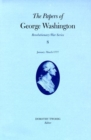 The Papers of George Washington v.8; Revolutionary War Series;January-March 1777 - Book