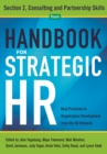 Handbook for Strategic HR - Section 2 : Consulting and Partnership Skills - eBook