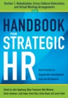 Handbook for Strategic HR - Section 7 : Globalization, Cross-Cultural Interaction, and Virtual Working Arrangements - eBook