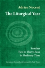 The Liturgical Year : Sundays Two to Thirty-Four in Ordinary Time (vol. 3) - eBook