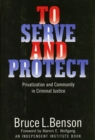 To Serve and Protect - eBook