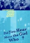 Did You Hear About The Girl Who . . . ? - eBook