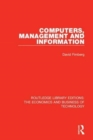 Computers, Management and Information - Book