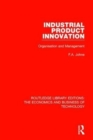 Industrial Product Innovation - Book