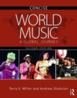 World Music CONCISE : A Global Journey - Book