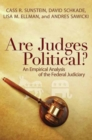 Are Judges Political? : An Empirical Analysis of the Federal Judiciary - eBook