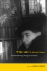 Willa Cather and Material Culture : Real-World Writing, Writing the Real World - eBook