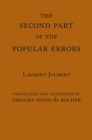 The Second Part of the Popular Errors - eBook