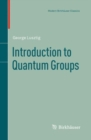 Introduction to Quantum Groups - eBook