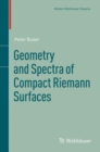 Geometry and Spectra of Compact Riemann Surfaces - eBook