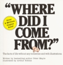 """Where Did I Come From?"" - eBook"