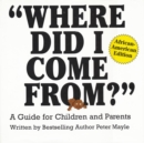 """Where Did I Come From?"" - African-American Edition - eBook"