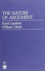 The Nature of Argument - Book