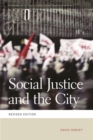 Social Justice and the City - eBook