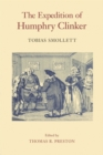 The Expedition of Humphry Clinker - eBook