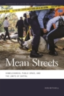 Mean Streets : Homelessness, Public Space, and the Limits of Capital - eBook
