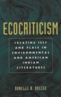 Ecocriticism : Creating Self and Place in Environmental and American Indian Literatures - Book