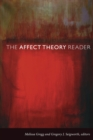 The Affect Theory Reader - Book