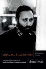 Cultural Studies 1983 : A Theoretical History - Book