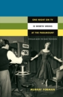 One Night on TV Is Worth Weeks at the Paramount : Popular Music on Early Television - eBook