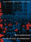 Explorations in Political Psychology - eBook