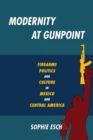 Modernity at Gunpoint : Firearms, Politics, and Culture in Mexico and Central America - eBook