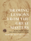 Drawing Lessons From The Great Masters - Book