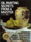 Oil Painting Secrets From A Master - Book