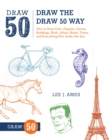 Draw The Draw 50 Way - Book