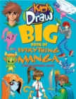 Kids Draw Big Book Of Everything Manga - Book