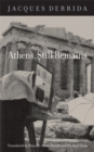 Athens, Still Remains : The Photographs of Jean-Francois Bonhomme - Book