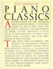 The Library Of Piano Classics - Book