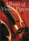 Album Of Violin Pieces - Book