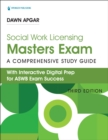 Social Work Masters Exam Guide : A Comprehensive Study Guide for Success - eBook