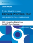 Social Work Licensing Clinical Practice Test : 170-Question Full-Length Exam - eBook